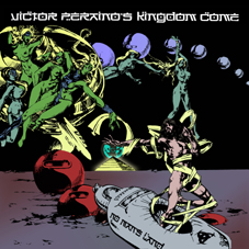 "Victor Peraino's Kingdom Come ""No Man's Land"""